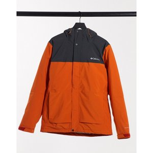 コロンビア Columbia メンズ ジャケット アウター Horizon Explorer insulated jacket in harvester shark|fermart