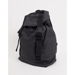 レインズ Rains メンズ バックパック・リュック バッグ 1365 ultralight rucksack in black ブラック|fermart