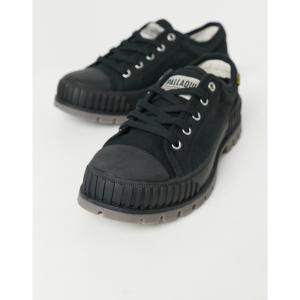 パラディウム Palladium メンズ スニーカー シューズ・靴 Pallashock Og Trainers In Black ブラック|fermart