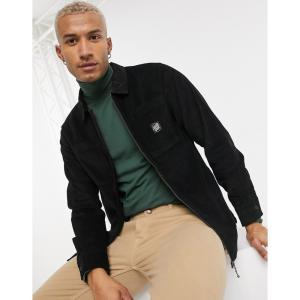 サンタクルーズ Santa Cruz メンズ シャツ トップス El Jefe long sleeve shirt in black ブラック|fermart