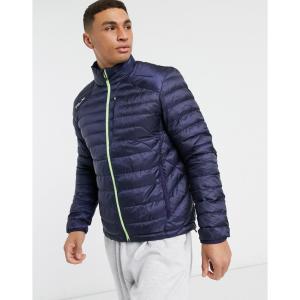 ラルフ ローレン Polo Ralph Lauren メンズ ダウン・中綿ジャケット アウター Golf RLX Evo ripstop puffer jacket in navy ネイビー|fermart