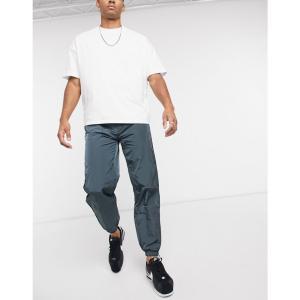 ネイティブユース Native Youth メンズ ジョガーパンツ ボトムス・パンツ casual trouser joggers in navy ネイビー|fermart