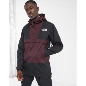 ザ ノースフェイス The North Face メンズ ジャケット アノラック アウター Silvani anorak jacket in brown fermart