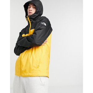 ザ ノースフェイス The North Face メンズ ジャケット マウンテンジャケット アウター Mountain Q jacket in yellow サミットゴールド/ブラック fermart