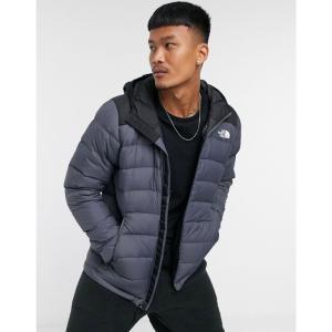 ザ ノースフェイス The North Face メンズ ジャケット フード アウター La Paz Hooded Jacket In Grey バナジス グレー fermart