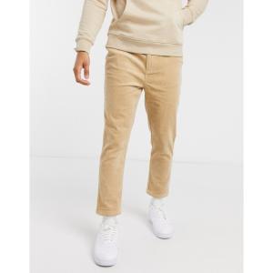 ネイティブユース Native Youth メンズ ボトムス・パンツ cord trousers in camel キャメル|fermart