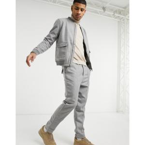 ネイティブユース Native Youth メンズ ボトムス・パンツ luther trousers in grey グレー|fermart