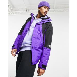 ザ ノースフェイス The North Face メンズ ジャケット マウンテンジャケット アウター Mountain Light Dryvent Insulated Jacket In Purple ピークパープル fermart