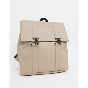 レインズ Rains レディース バックパック・リュック バッグ MSN backpack in beige ベージュ|fermart