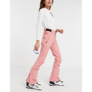 プロテスト Protest レディース スキー・スノーボード ソフトシェル ボトムス・パンツ Lole softshell ski pant in pink fermart