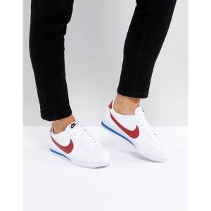 ナイキ レディース スニーカー シューズ・靴 Nike Classic Cortez Trainers In Retro Leather Multicolour fermart