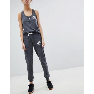 ナイキ レディース スウェット・ジャージ ボトムス・パンツ Nike Vintage Sweat Pants In Grey Multicolour|fermart