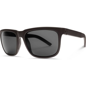 エレクトリック Electric メンズ スポーツサングラス Knoxville Sport Matte Black Sunglasses OHM/Grey|fermart