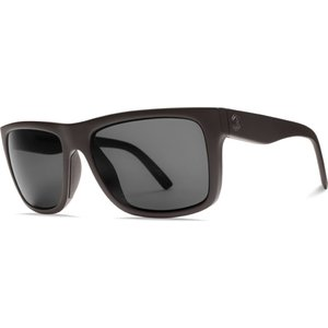 エレクトリック Electric メンズ スポーツサングラス Swingarm Sport Sunglasses Matte/Black/M/Grey|fermart