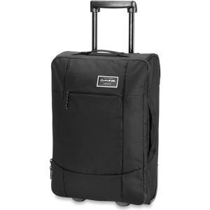 ダカイン Dakine メンズ スーツケース・キャリーバッグ バッグ Carry On Eq Roller 40l Luggage Black|fermart