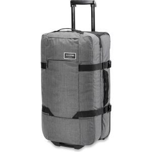 ダカイン Dakine メンズ スーツケース・キャリーバッグ バッグ Split Roller EQ 75L Luggage Carbon|fermart