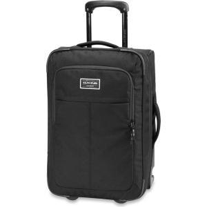 ダカイン Dakine メンズ スーツケース・キャリーバッグ バッグ Carry On Roller 42l Luggage Black|fermart