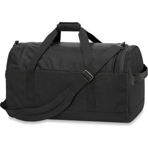 ダカイン Dakine メンズ ボストンバッグ・ダッフルバッグ バッグ EQ 50l Duffle Bag Black|fermart