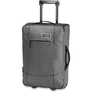 ダカイン Dakine メンズ スーツケース・キャリーバッグ バッグ Carry On Eq Roller 40l Luggage Carbon|fermart