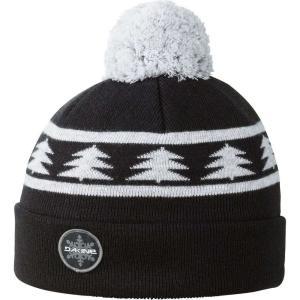 ダカイン Dakine メンズ ニット ビーニー 帽子 jack pine merino beanie Black|fermart