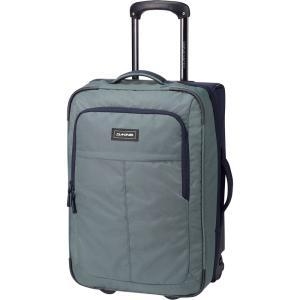 ダカイン Dakine メンズ スーツケース・キャリーバッグ バッグ Carry On Roller 42l Luggage Dark/Slate|fermart