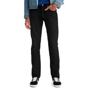 リーバイス Levi's メンズ ジーンズ・デニム ボトムス・パンツ 501 slim taper jeans Black Black Od|fermart