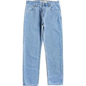 ディーシー DC メンズ ジーンズ・デニム ボトムス・パンツ worker relaxed rigid vintage jeans Vintage Bleach|fermart