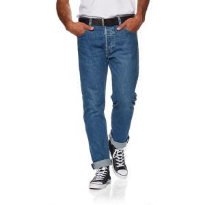 リーバイス Levi's メンズ ジーンズ・デニム ボトムス・パンツ 501 93 straight jeans Bleu Eyes Peak|fermart