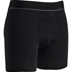 サックス Saxx Underwear メンズ ボクサーパンツ インナー・下着 kinetic hd brief boxer shorts Blackout|fermart