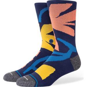 スタンス Stance メンズ ソックス インナー・下着 archives fashion socks Navy|fermart