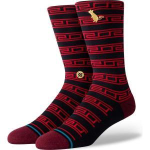 スタンス Stance メンズ ソックス インナー・下着 2020 fashion socks Black|fermart