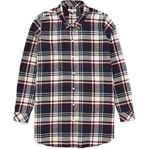 バブアー Barbour レディース ブラウス・シャツ トップス windbound shirt Blackberry Check|fermart