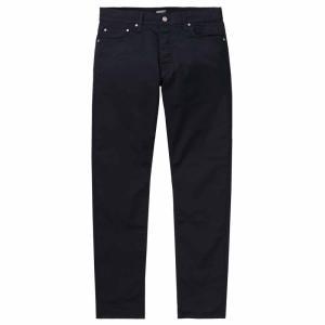 カーハート Carhartt WIP メンズ ジーンズ・デニム ボトムス・パンツ carhartt klondike jeans Dark Navy Rinsed|fermart