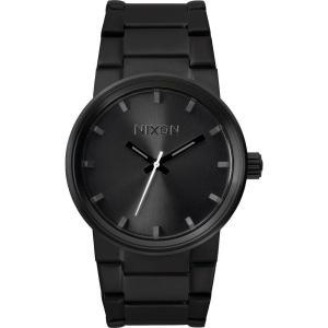 ニクソン Nixon メンズ 腕時計 Cannon Watch All Black fermart