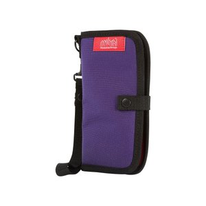 マンハッタンポーテージ Manhattan Portage メンズ 財布 Continental Wallet Purple|fermart