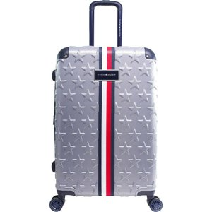 トミー ヒルフィガー Tommy Hilfiger Luggage メンズ スーツケース・キャリーバッグ バッグ Starlight 24' Expandable Hardside Spinner Checked Luggage fermart