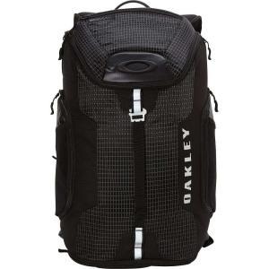 オークリー Oakley メンズ バックパック・リュック バッグ Link Pack Backpack Blackout|fermart