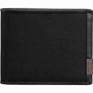 トゥミ Tumi メンズ 財布 Alpha Global Wallet w/ Coin Pocket Black|fermart
