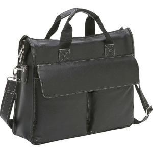 ビリーノ Bellino メンズ ビジネスバッグ・ブリーフケース バッグ Leather Briefcase Black fermart
