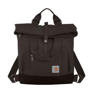 カーハート Carhartt レディース バックパック・リュック バッグ Backpack Hybrid Black|fermart