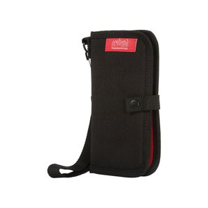 マンハッタンポーテージ Manhattan Portage メンズ 財布 Continental Wallet Black|fermart