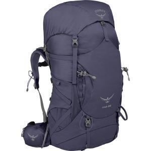 オスプレー Osprey レディース バックパック・リュック ハイキング・登山 Viva 65 Hiking Pack Mercury Purple|fermart