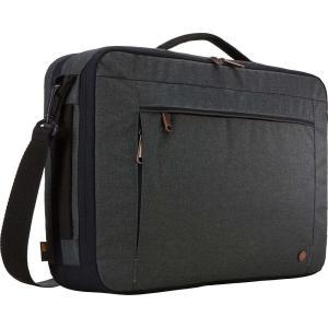 ケースロジック Case Logic メンズ ビジネスバッグ・ブリーフケース バッグ Era 15.6' 2-1 Convertible Brief Backpack Obsidian fermart