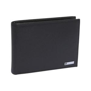 ビクトリノックス Victorinox メンズ 財布 Altius 3.0 Innsbruck Wallet Black|fermart