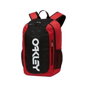 オークリー Oakley メンズ パソコンバッグ バッグ Enduro 20L 2.0 Laptop Backpack Red Line|fermart