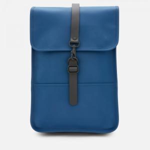 レインズ RAINS メンズ バックパック・リュック バッグ Mini Backpack Blue|fermart