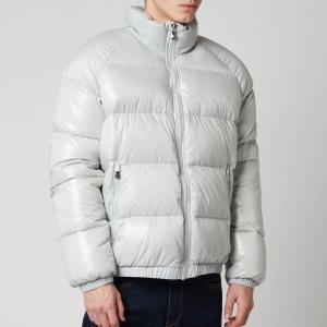 ピレネックス Pyrenex メンズ ダウン・中綿ジャケット アウター Vintage Mythic Puffer Jacket - Pale Stone White|fermart