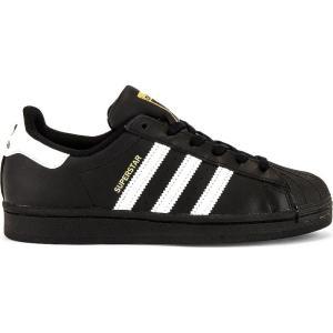 アディダス adidas Originals メンズ スニーカー シューズ・靴 Superstar Foundation Black & White & Black fermart