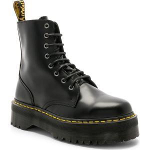 ドクターマーチン Dr. Martens メンズ ブーツ シューズ・靴 Jadon Fusion Smooth Boot Black|fermart