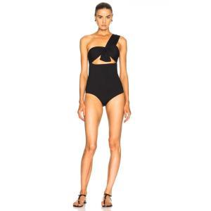 マリシアスイム レディース ワンピース 水着・ビーチウェア Venice Maillot Swimsuit Black|fermart